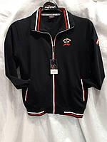 Костюм мужской спортивный брендовый  черный с красным