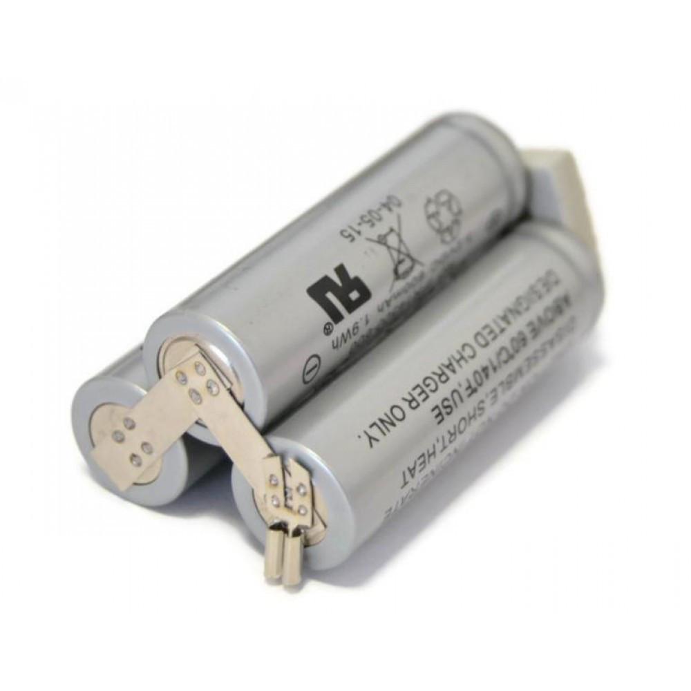 Акумулятор (блок батарей) для Moser ChromStyle Pro