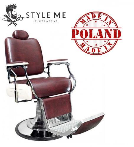 Чоловіче парихмахерское крісло LORD