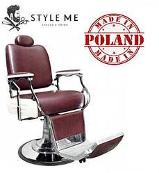 Мужское парихмахерское кресло LORD