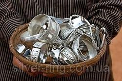 Как  чистить ювелирные изделия из серебра