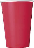 Паперові стакани «Рубін» 350мл., 10шт