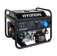 Бензиновые генераторы Hyundai HHY 7010FE