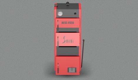 Котел твердопаливний Metal Fach Sokol SE MAX-33 (33 кВт 300-350м2)