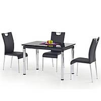 Стол обеденный Halmar L-31 черный