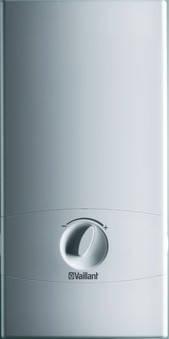 Проточный водонагреватель VAILLANT VED E 27/7 INT