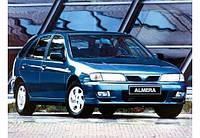 Nissan Almera N15 / Ниссан Альмера Н15 (Седан, Хетчбек) (1995-2000)
