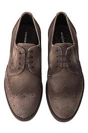 Замшевые туфли мужские