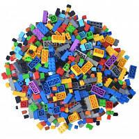 Свободная комбинация, строительные блоки ABS комплект 0,27 кг Цветной