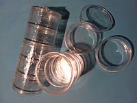 Контейнер-органайзер 5 шт. в наборе для бисера, бусин и прочих мелочей
