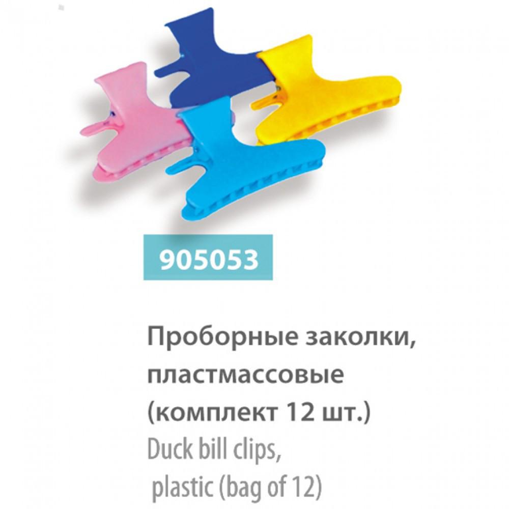 Набір шпильок SPL, 12 шт, 905053
