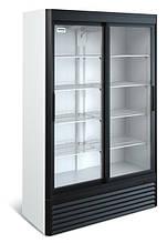 Холодильные шкафы со стеклянными дверьми