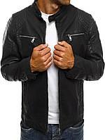 Кожаная курточка мужская