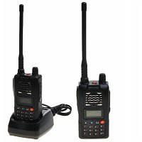 ТК-718 УКВ 136-174 МГц 5 Вт рацией радиостанция с 199 канала и FM-черный 59857
