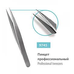 Пинцет профессиональный SPL, 9745