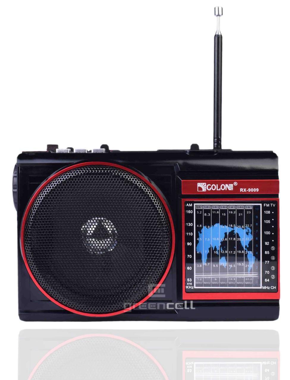 Радиоприемник Golon RX 9009