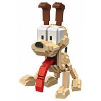 LOZ набор строительных блоков ABS из мульфильма в стиле кота Гарфилда Цветной