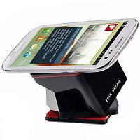 Хит продаж Magic Cube Car QI Беспроводное зарядное устройство для мобильного телефона автомобильный держатель Чёрный