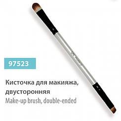 Пензлик для макіяжу SPL, 97523 двостороння