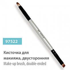 Пензлик для макіяжу SPL, 97522 двостороння