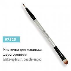 Пензлик для макіяжу SPL, 97525 двостороння