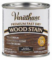 Морилка для дерева Varathane, цвет тёмный орех (Dark Walnut), банка 0,946 л