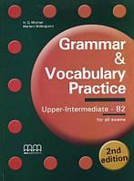 Grammar & Vocabulary Practice 2nd Edition Upper-Intermediate/B2 SB