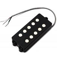 GMB17 набор звукоснимателя 5 строк для бас-гитары Чёрный