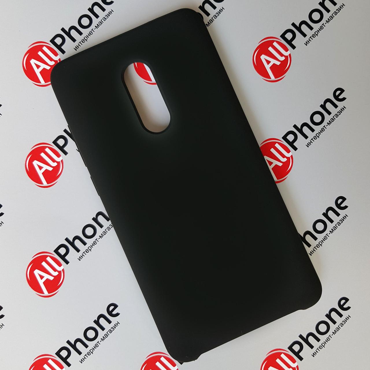 Чехол-бампер Black для Xiaomi Redmi Note 4/4X
