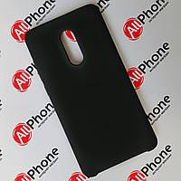 Чехол-бампер Black для Xiaomi Redmi Note 4/4X, фото 1