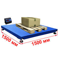 Весы платформенные 1500 х 1500 мм, фото 1