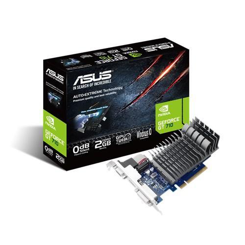 Видеокарта ASUS GeForce GT710 2GB  (710-2-SL)