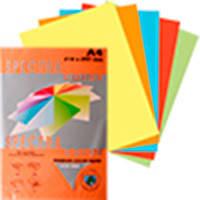 Бумага офисная цветная