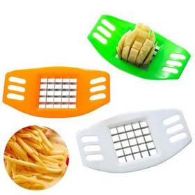 1шт творческий картофель бар резки чипсы машина вырезать - Цветной