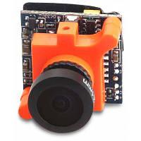 FuriBee МС-1672 2.3 мм объектив 600tvl PAL микро FPV камера Оранжевый