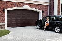 Ворота гаражные секционные doorhan.