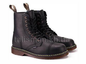 Ботинки STEEL 113/114/AL/KEN/124-BLK, фото 2