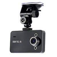 Автомобильный видеорегистратор DVR X-3 K-6000 (Full HD, ночной режим)