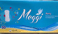 Ежедневные прокладки Meggi Panty, 30шт