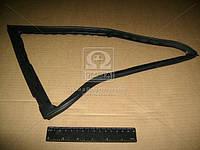 Уплотнитель стекла поворотов ВАЗ 2101 окна правый (Производство БРТ) 2101-6103122Р