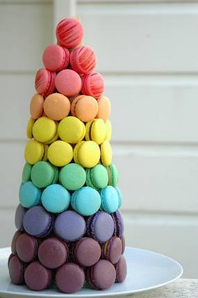 Суміш для Макаронс різних кольорів - Мікс Макаронс, фото 2