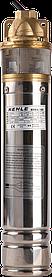 Насос глубинный вихревой Kenle 4SKm100 для скважин 0.75кВт Hmax56м Qmax45л/мин