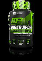 Жиросжигатель Muscle Pharm Shred Sport (60 caps)