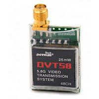 DTM-DVT58-25 5.8G 25mW FPV передатчик для Detrum UAV DDF-55510