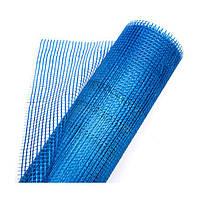 Сітка скловолоконна МАСТЕРНЕТ А-160 синя (50м)