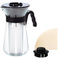 Набор для приготовления холодного кофе Hario V60, Hario V60 Ice-coffee Maker