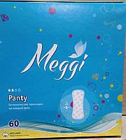 Ежедневные прокладки Meggi Panty, 60шт