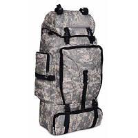 EVEVEME 0030 Водонепроницаемый рюкзак с нейлоновой подкладкой Серый