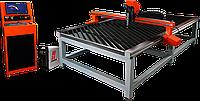 Станок плазменной и газокислородной резки металла CNC-Navigator с ЧПУ