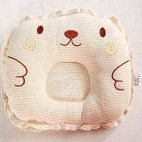 Детская подушка из хлопка для головы Цветной